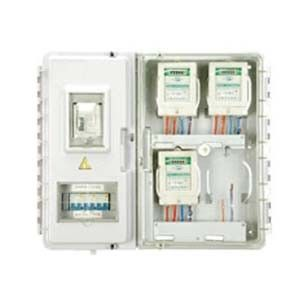 how to find electrcal meter box